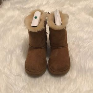Girls Bailey Bow Boots